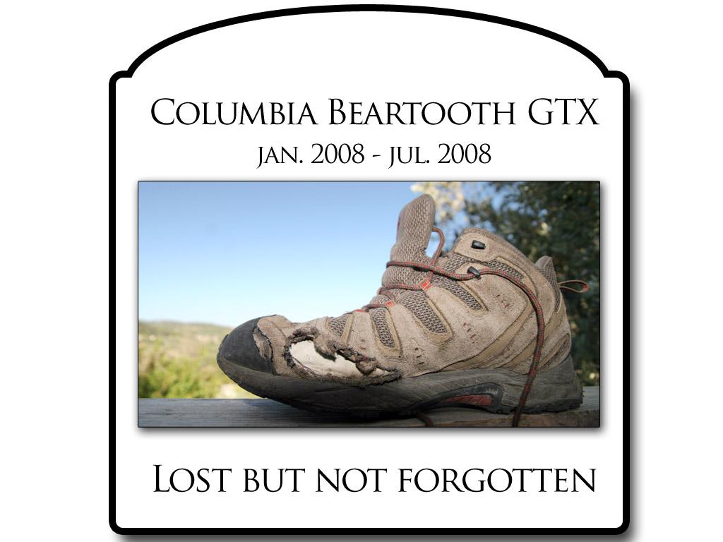 Columbia Beartooth