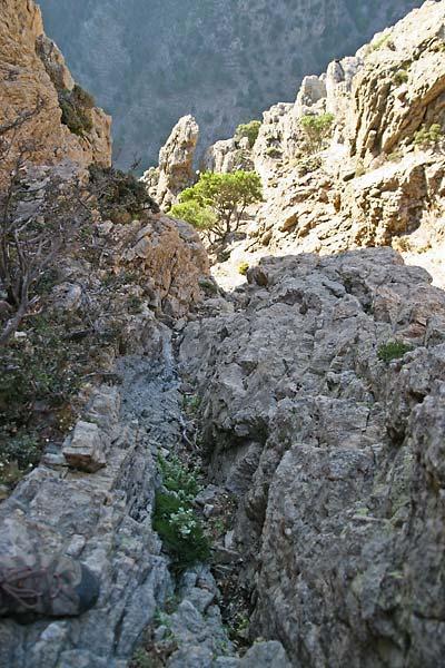 Schiza climb