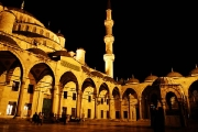 Sultanahmet (blue) mosque