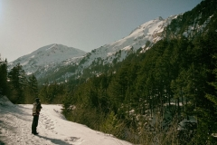 Vihren hut hike, Pirin national park, Bansko, Bulgaria. In memory of B on the day of his funeral.