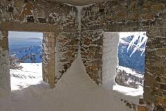 fire observatory, Vasilitsa, Greece