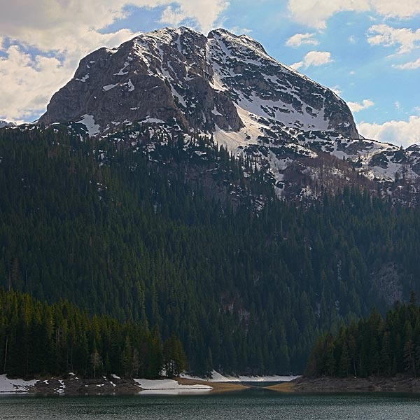 Međed (2217m) & Crno jezero