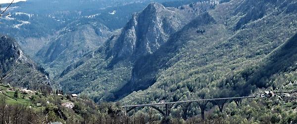 Đurđevića Tara & bridge
