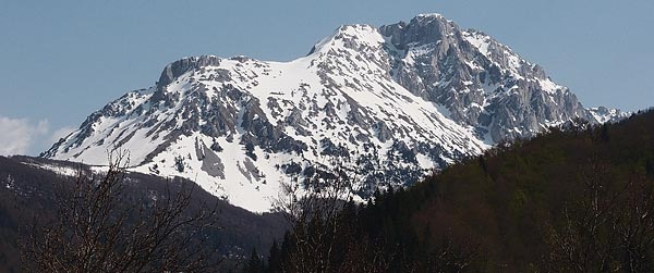 Vasojevićki Kom (2641m)