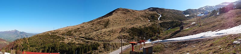 Brezovica ski resort, Kosovo