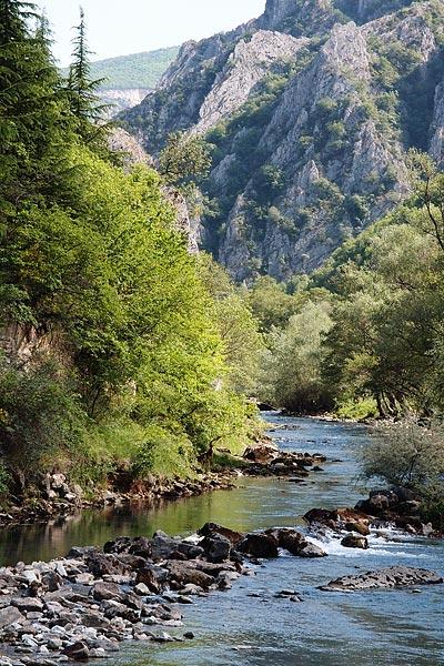 Matka river