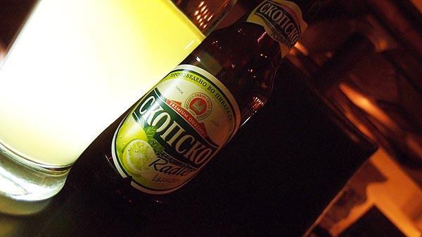 Skopsko (radler lemon)