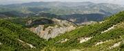 between Elbasan and Tirane