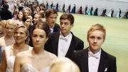 the graduation dance.... parade