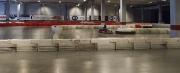 drifting @ Jyväskylä Karting Center ©Jonna