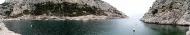 roadtrip swimming in Calanque de Morgiou