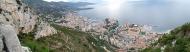 Tête de Chien and Monaco below ©Jaka