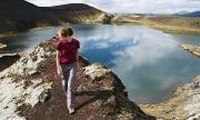 Stora-Fossvatn lake