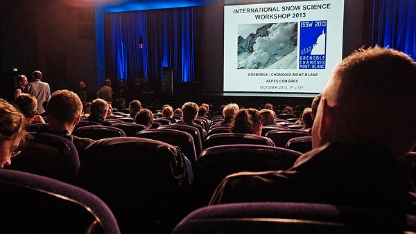 ISSW 2013 in Grenoble
