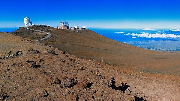 Haleakalā High Altitude Observatory, 3052m