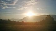waking up in Bessheim / Sjodalsvatnet ©Jonna