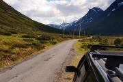 Leirdalen toll road, Jotunheimen NP