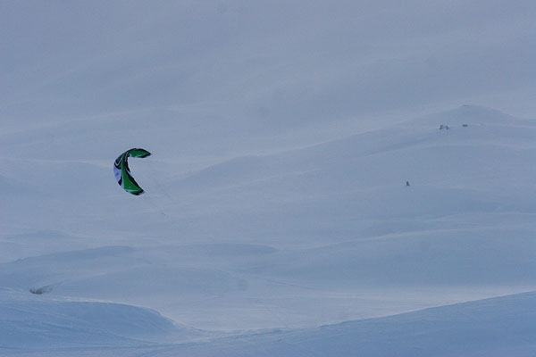kite weekend on Haukelifjell