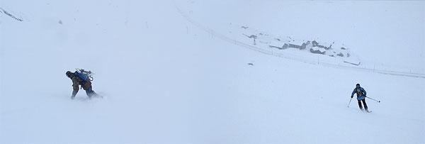 Venareegi 1154m, above Haukelisetter Fjellstue