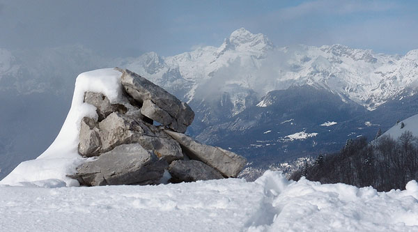 Slatnik 1609m, Soriška planina