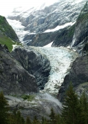 upper glacier ( Grindelwald )