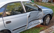 the hit that got me to move on, driven from May '93 to August '13. Today & Tomorrow, Toyota