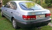 May '93 to August '13. Today & Tomorrow, Toyota