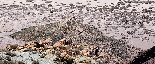 Llano de Ucanca, Teide NP