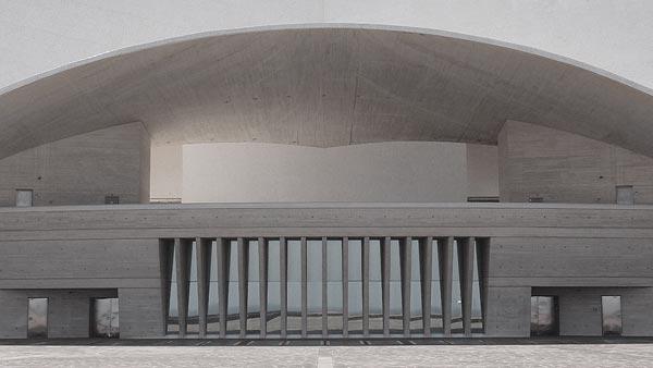 Auditorio de Tenerife by Calatrava, Santa Cruz