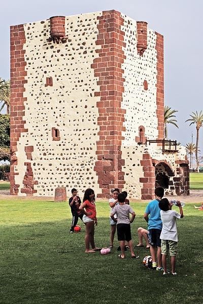 Torre del Conde, San Sebastian de la Gomera