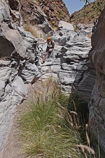 Barranco del Piedra Bermeja
