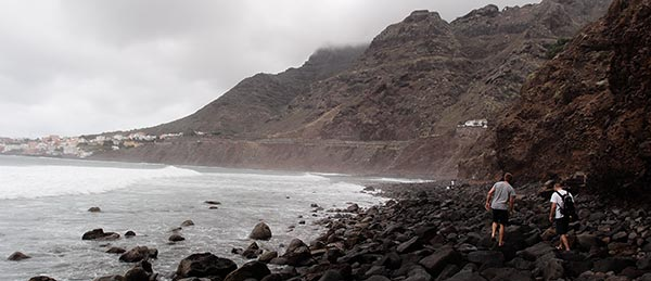 Bajamar/Punta del Hidalgo, ©Jonna
