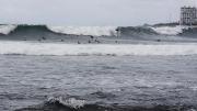 Bajamar/Punta del Hidalgo, too big for us ©Jonna