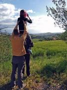 """making of"" shot is more interesting than the result, Villa Ricrio ©Jonna"