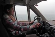 She might go into trucking :) Žusterna, Jan. 11th