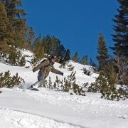 Nejc Žolgar @ P-alm, ski day #5, Jan. 13th