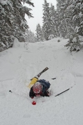 swimming lesson, Zillertal Arena, ski day #7, Jan 30th