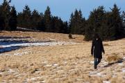 a short walk on the long way home, Smrekovec, Dec.20th