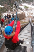 Sometimes you get a free ride, Planica, Dec.12th