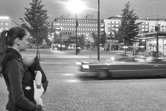 midnight cruising in Lahti, Jul.8th