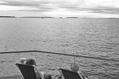 [sarcasm on] the glorious finnish summer @ Löyly in Helsinki. Jul.13th