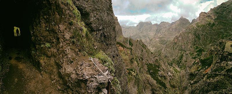 Vereda do Areeiro, Madeira