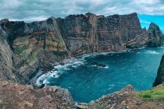 Ponta de São Lourenço, Madeira.